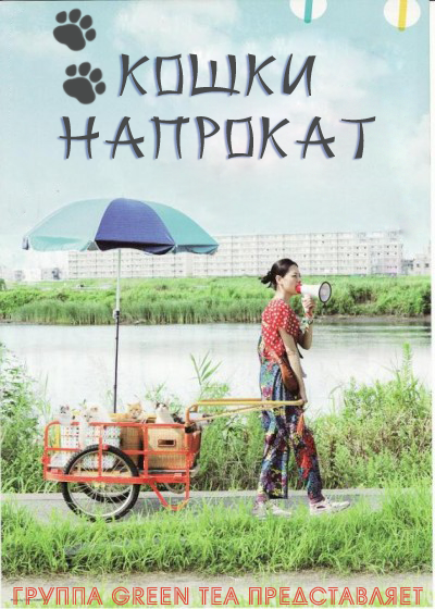 Кошки напрокат / Rent-a-cat / Rentaneko / Suurkiitos