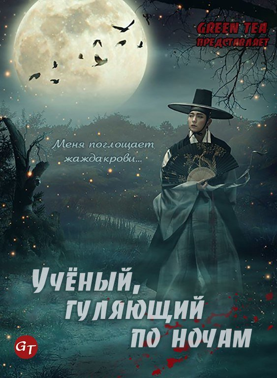 Ученый, гуляющий по ночам / Scholar Who Walks the Night
